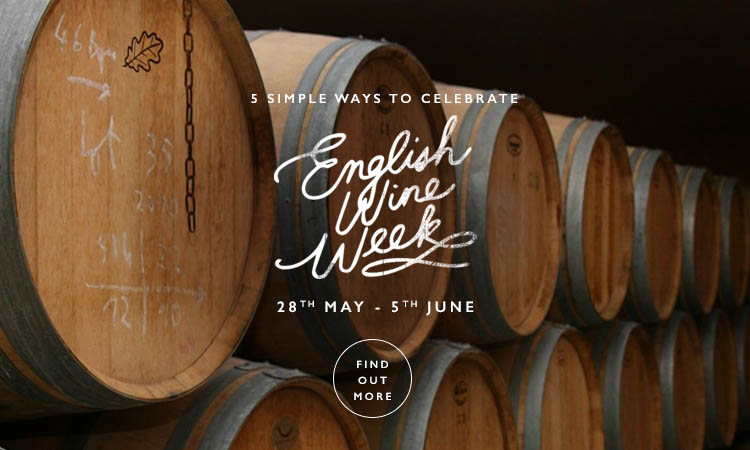 English Wine Week - Find out more