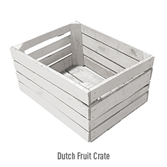 Dutch Fruit Crate