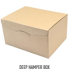 Medium Natural Card Gift Box