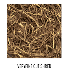 Veryfine Cut Kraft Shred