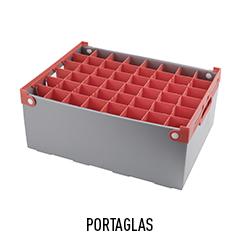Portaglas
