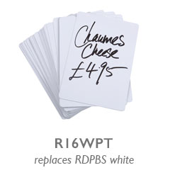 R16WPT replaces RDPBS white
