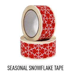 SEASONAL SNOWFLAKE TAPE