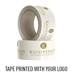 TAPE PRINTED WITH YOUR LOGO