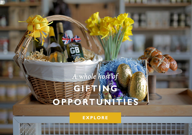 Easter gift packaging collections available now