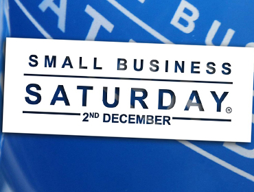 Small Business Saturday - A Date For The Diary