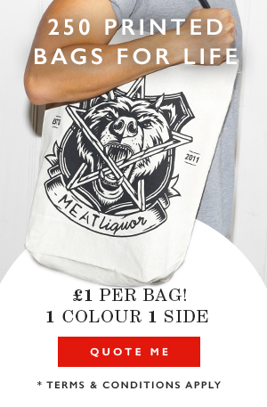 Printed Bags For Life