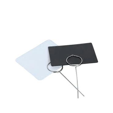 Metal Display Pin Card Holders