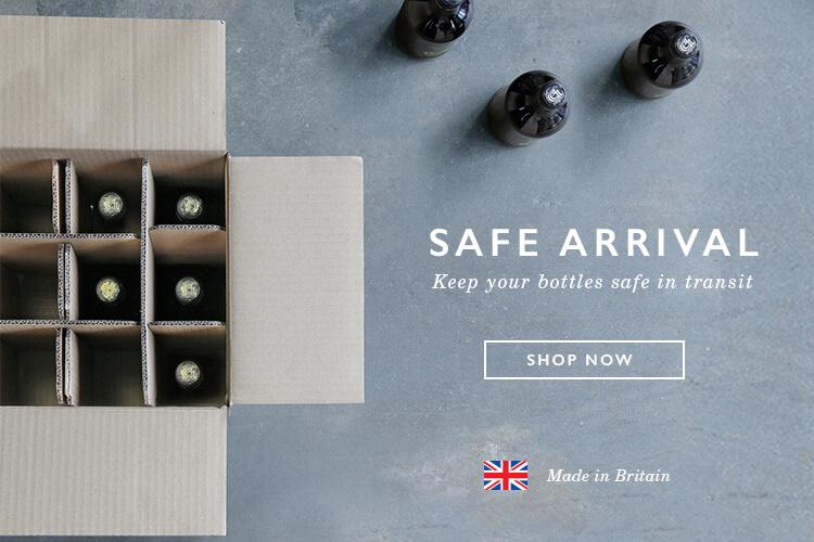 Safe Arrival | Keep Your Bottles Safe In Transit