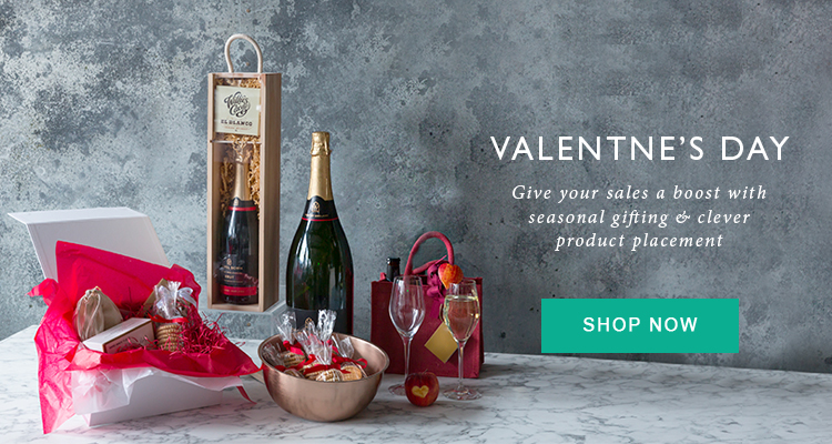 valentine's day gift packaging