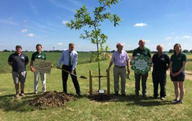 E W Davies Farms Ltd launched as LEAF Demonstration Farm