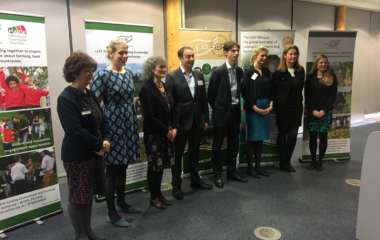 LEAF Marque Summit Points Way Forward For Sustainable Farming