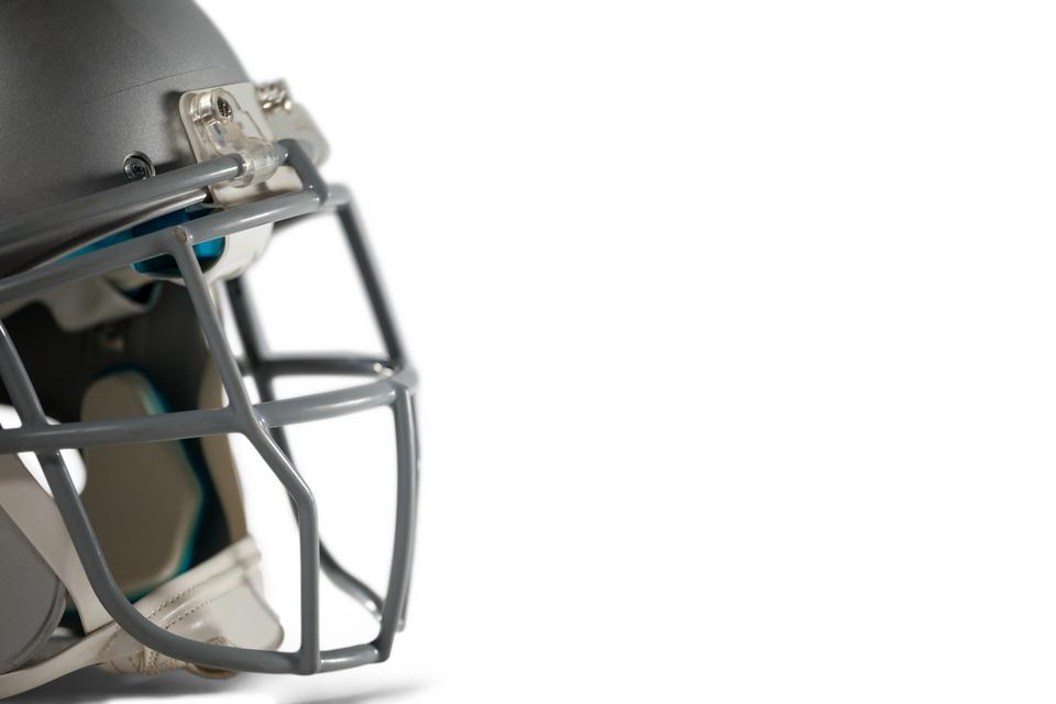 """""""Cropped image of helmet"""" stock image"""