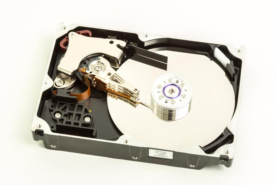"""Disk drive"" stock image"