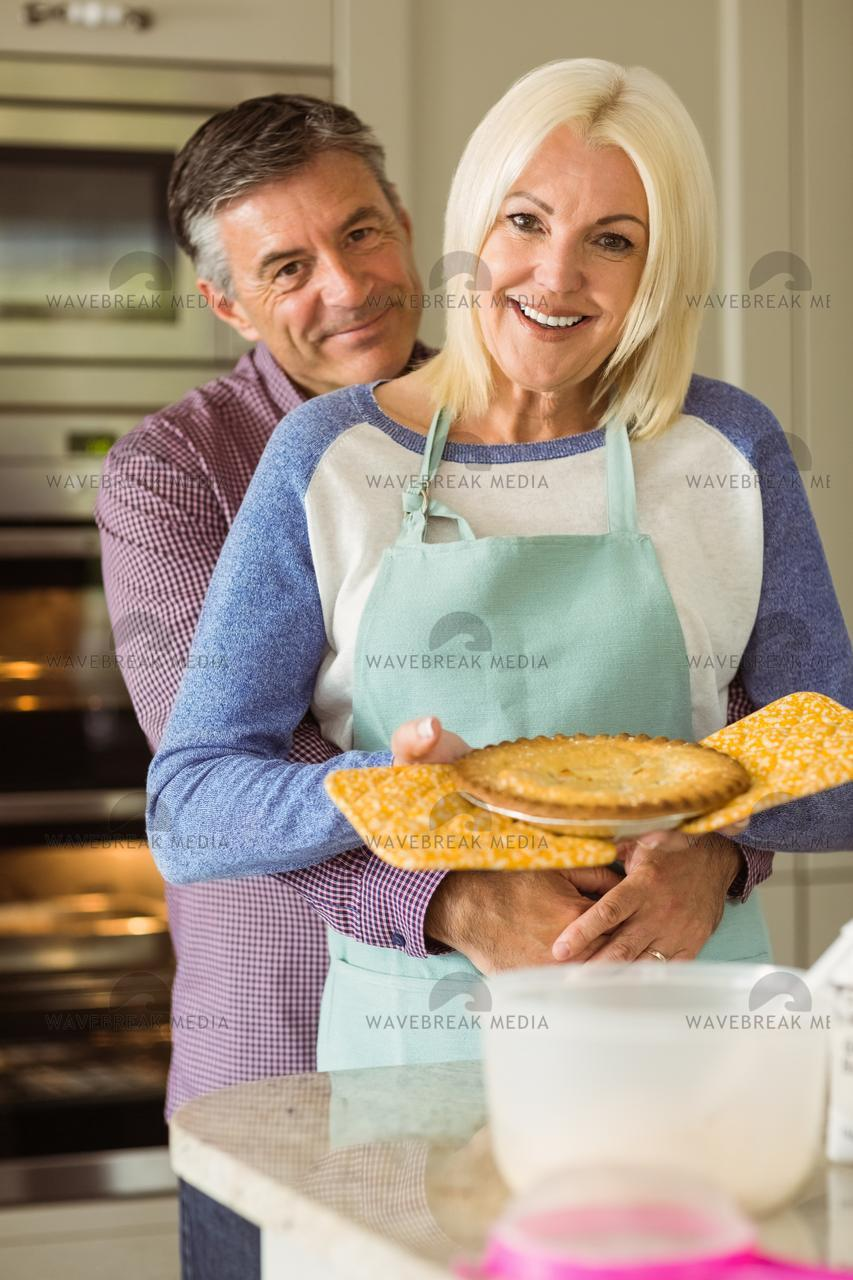 Blonde in kitchen mature topic simply