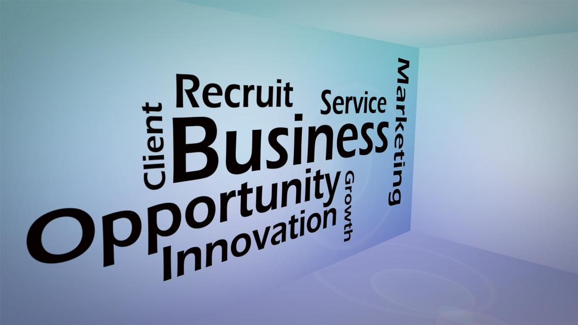 """""""Creative image of business opportunity concept"""" stock image"""
