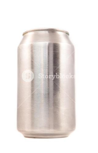 Close up of a can