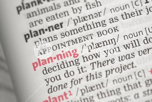 Planning definition