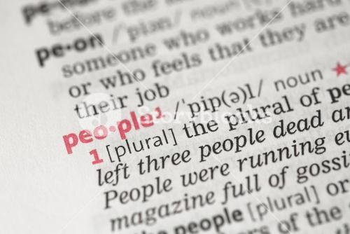 People definition