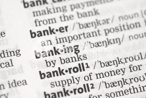 Banking definition