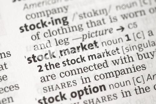 Stock market definition