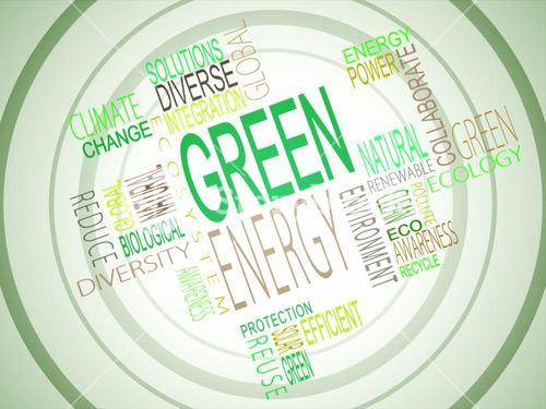 Green energy terms together