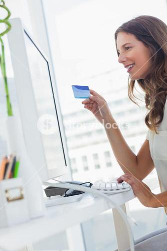 Attractive designer purchasing online