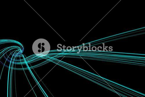 Black background with shiny lines
