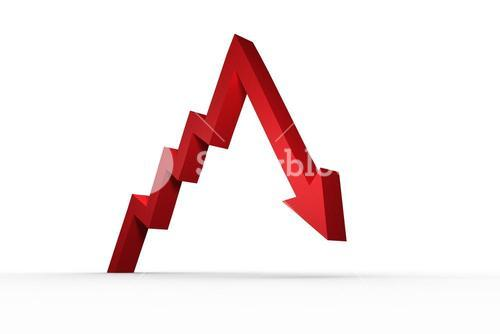 Red arrow pointing down