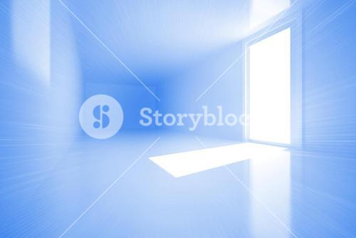 Bright room with window