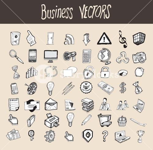 Business vectors