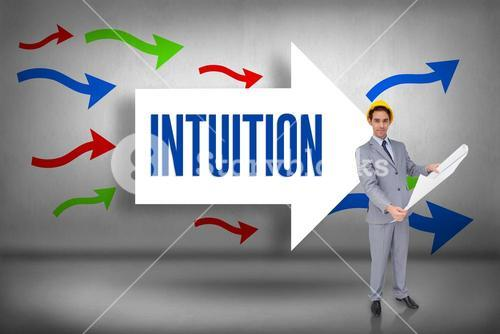 Intuition against arrows pointing