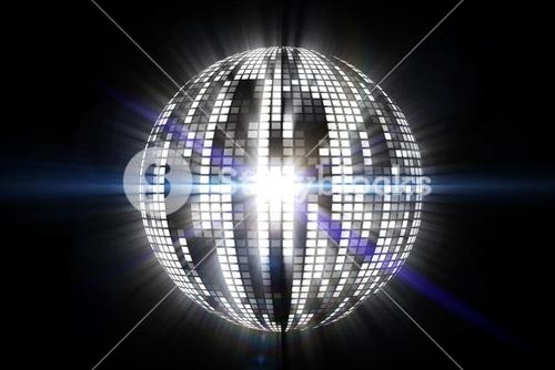 Cool disco ball design