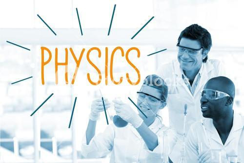 Physics against scientists working in laboratory