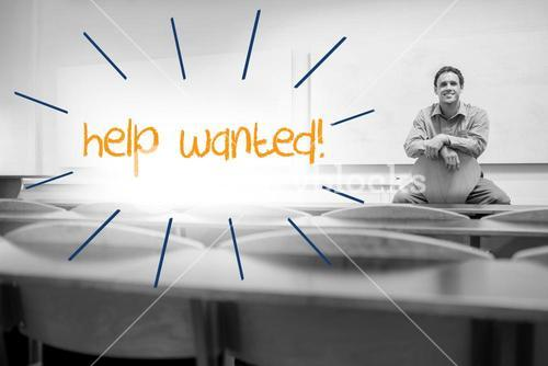 Help wanted against lecturer sitting in lecture hall