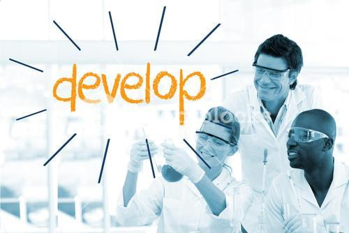 Develop against scientists working in laboratory