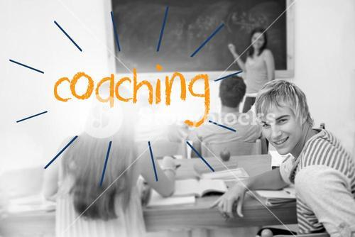Coaching against students in a classroom