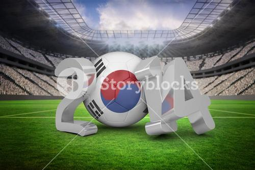 Korea republic world cup 2014