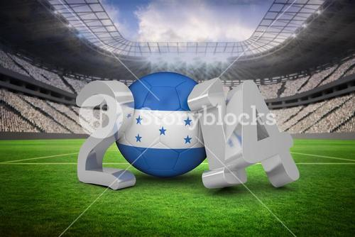 Honduras world cup 2014