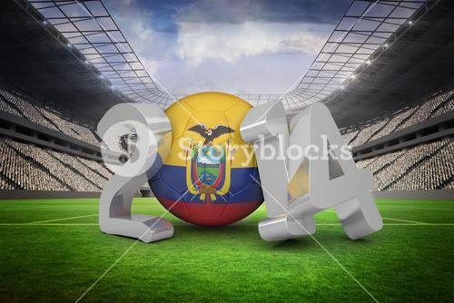Ecuador world cup 2014