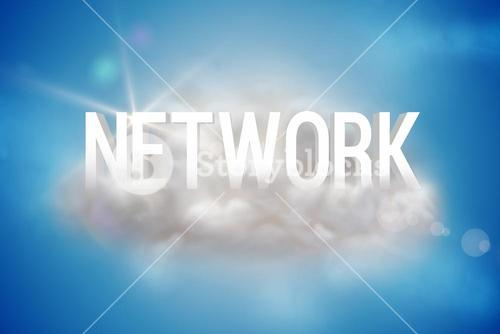 Network on a floating cloud