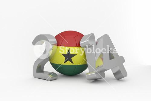Ghana world cup 2014 message