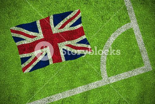 Great british national flag