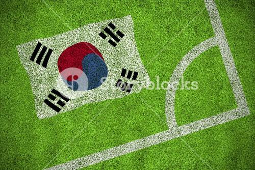 South korea national flag