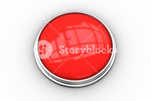 Digitally generated red push button