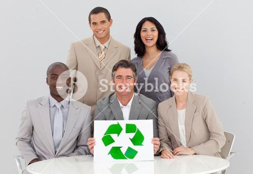 Good environmental practices in a meeting
