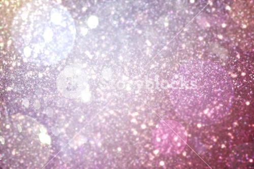 Shimmering light design in purple