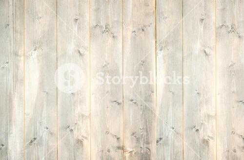 Pale wooden planks