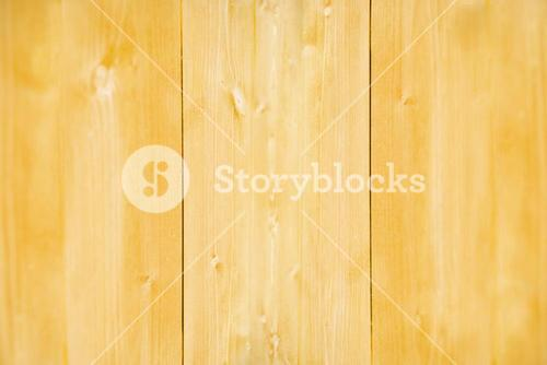 Faded yellow wooden planks