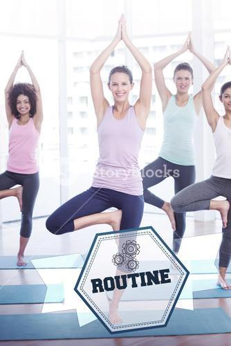 Routine against hexagon
